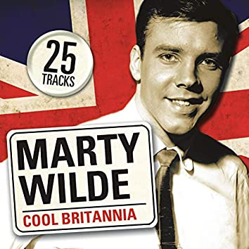 Cool Britannia, British Pop Icons - Marty Wilde