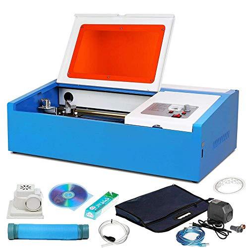 HYCy 300x200mm 40W CO2 USB Stecher Cutter Gravur Schneidemaschine