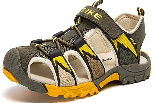 Kids Sandals Closed-Toe Outdoor Sport Sandals Summer...