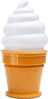 Hanperal Ice Cream Night Light Desk Table Lamp Kids Children Bedroom Decor Light