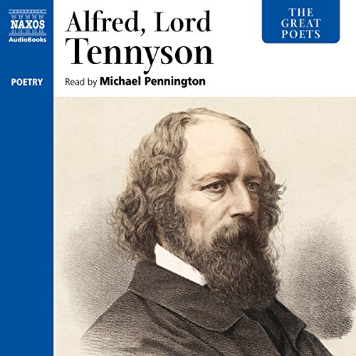 The Great Poets: Alfred Lord Tennyson Titelbild