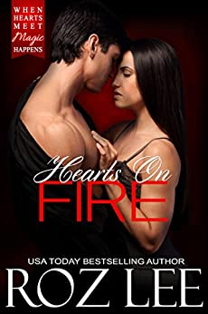 Hearts on Fire by [Roz Lee]