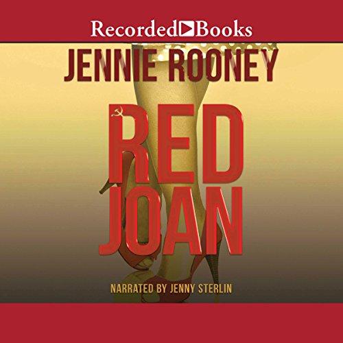 Red Joan audiobook cover art