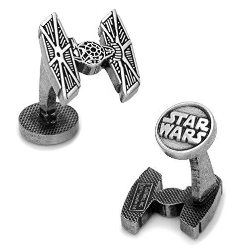 Star Wars pour Homme Tie Fighter Boutons de Manchette (SW-tief-SL)