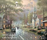 Thomas Kinkade Painter of Light with Scripture: 2011 Day-to-Day Calendar