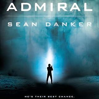 Admiral audiobook cover art