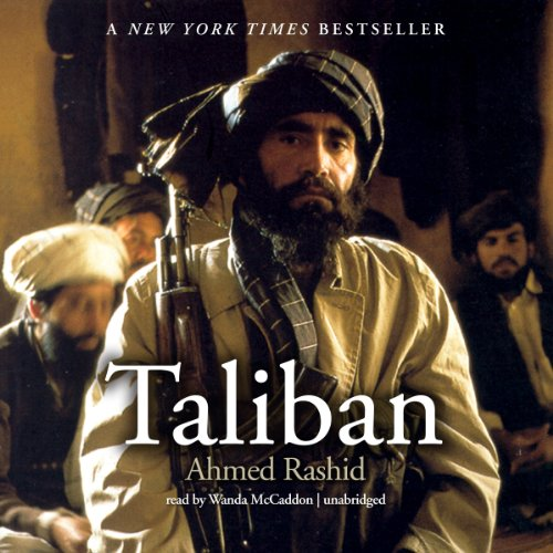 Taliban audiobook cover art