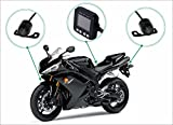 Sykik Rider CR1, Dual Camera System for Motorcycles and Scooters....