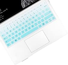 Keyboard Cover Skin Fit Surface book 2,Microsoft Surface Laptop (2017) & Surface Book & Surface Book 2 13.5