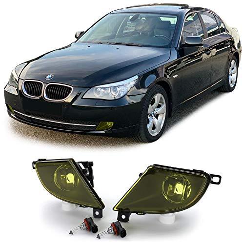 Carparts-Online 30309 mistlampen set geel H8 lampen