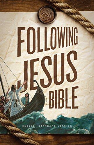 ESV Following Jesus Bible