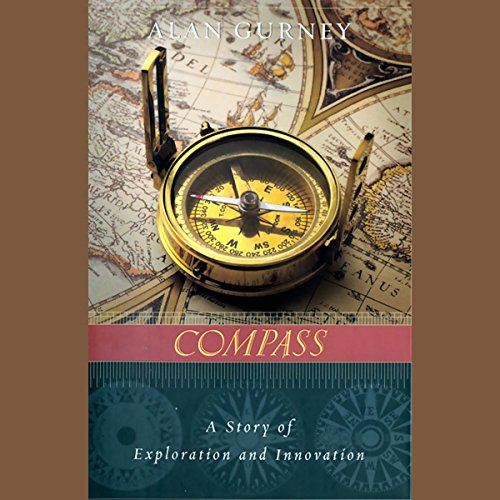 Compass audiobook cover art