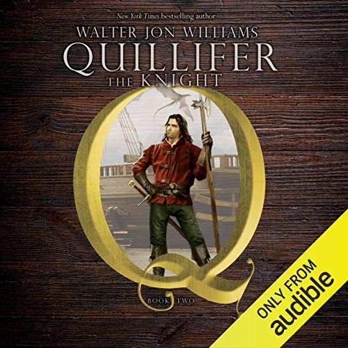 Quillifer the Knight  By  cover art