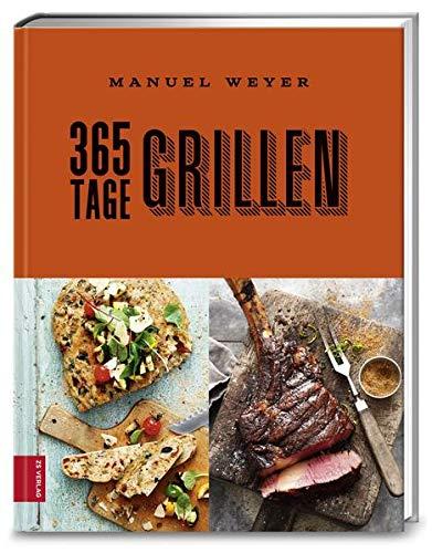 365 Tage Grillen (376 - ZS Verlag)