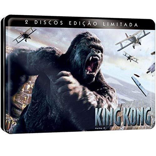 King Kong - 2 Discos - Edição Limitada