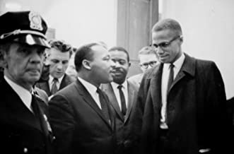 Posterazzi MLK and Malcolm X American Civil Rights Leaders Poster Print by Science Source, (36 x 24), Varies