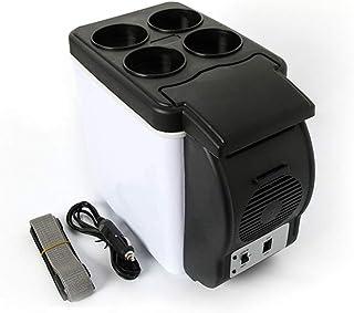 Mini frigor/ífico el/éctrico para Coche y Camping Nevera el/éctrica con Aislamiento port/átil 6 l Ardentity