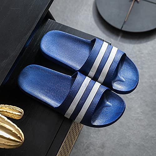 Kirin-1 Zapatillas De Novia,Baño Antideslizante Suave Suave Zapatos de casa de Verano...