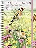 Marjolein Bastin Nature s Inspiration 2021 Monthly/Weekly Planner Calendar