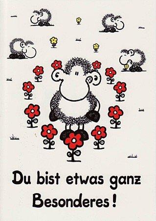 Sheepworld Geburtstagskarte Du bist was Besonderes