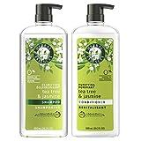 Herbal Essences, Clarifying Shampoo & Purifying Conditioner, Tea Tree & Jasmine, 20.2 Fl Oz Bundle