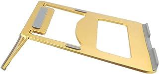 DX Support pour Ordinateur Portable - Alliage d'aluminium, Dissipation de Chaleur Creuse, 18 deg; Conception d'élévation, ...