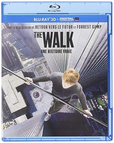 The walk - une histoire vraie [Blu-ray 3D] [Francia] [Italia] [Blu-ray]