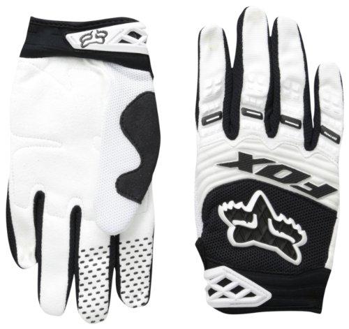 2014 Fox Head Dirtpaw Race Handschuhe für Herren XL weiß