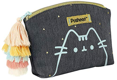 Pusheen Trousse à Maquillage - Gris