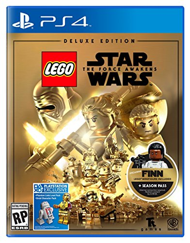 Product Image of the LEGO Star Wars: Force Awakens Deluxe Edition - PlayStation 4