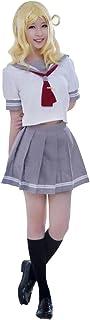 TOKYO-T Love Live Cosplay Uniform Sunshine Japanese Sailor with Socks US8-10