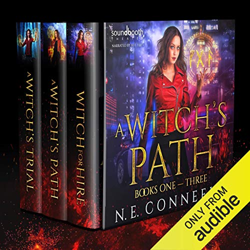 A Witch's Path Box Set Titelbild
