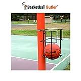 Basketball Butler 2 Ball Storage...