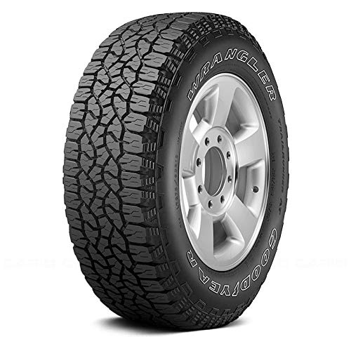 Goodyear Wrangler TrailRunner AT All-Terrain Radial Tire - LT275/70R18/10 125R