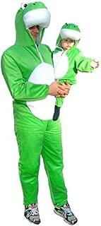 Fantasy World Brown-Bear Adult-s Halloween Costume-s, Unisex, F67 Size-s: M-XL