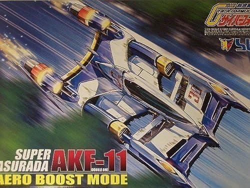1 24 Cyber Formula No.11 super Asurada AKF11 aero boost mode (japan import)