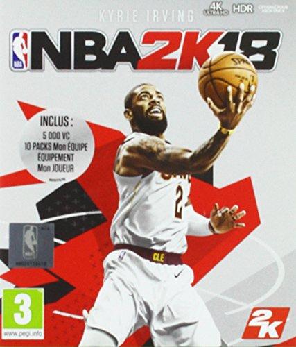 NBA 2K18 [Importación francesa]