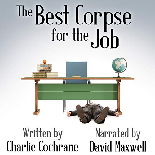The Best Corpse for the Job cover art