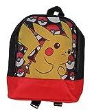 Pokemon Pikachu Pokeball Mesh Mini Backpack