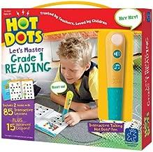 Hot Dots Let's Master 1st Grade Reading