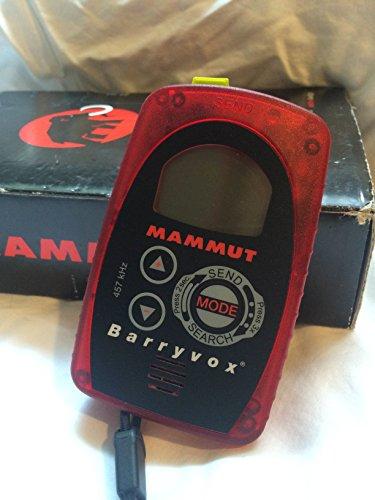 Mammut Barryvox Opto 3000