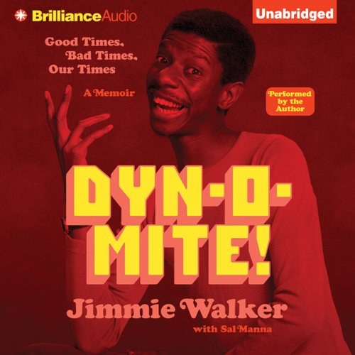 Dynomite! audiobook cover art