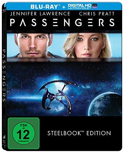 Passengers - Steelbook [Blu-ray]