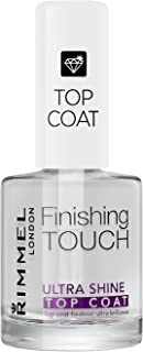 Rimmel London, Finishing Touch Ultra Shine Top Coat Nail Polish, 12ml - 0.4 fl oz