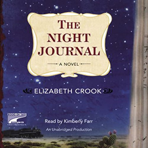 Night Journal audiobook cover art