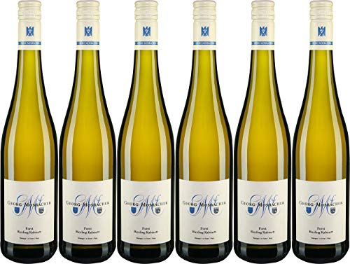 Georg Mosbacher Forster Riesling VDP.ORTSWEIN 2018 Lieblich (6 x 0.75 l)