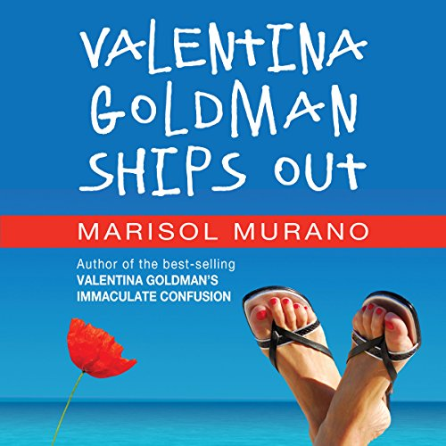 Valentina Goldman Ships Out audiobook cover art