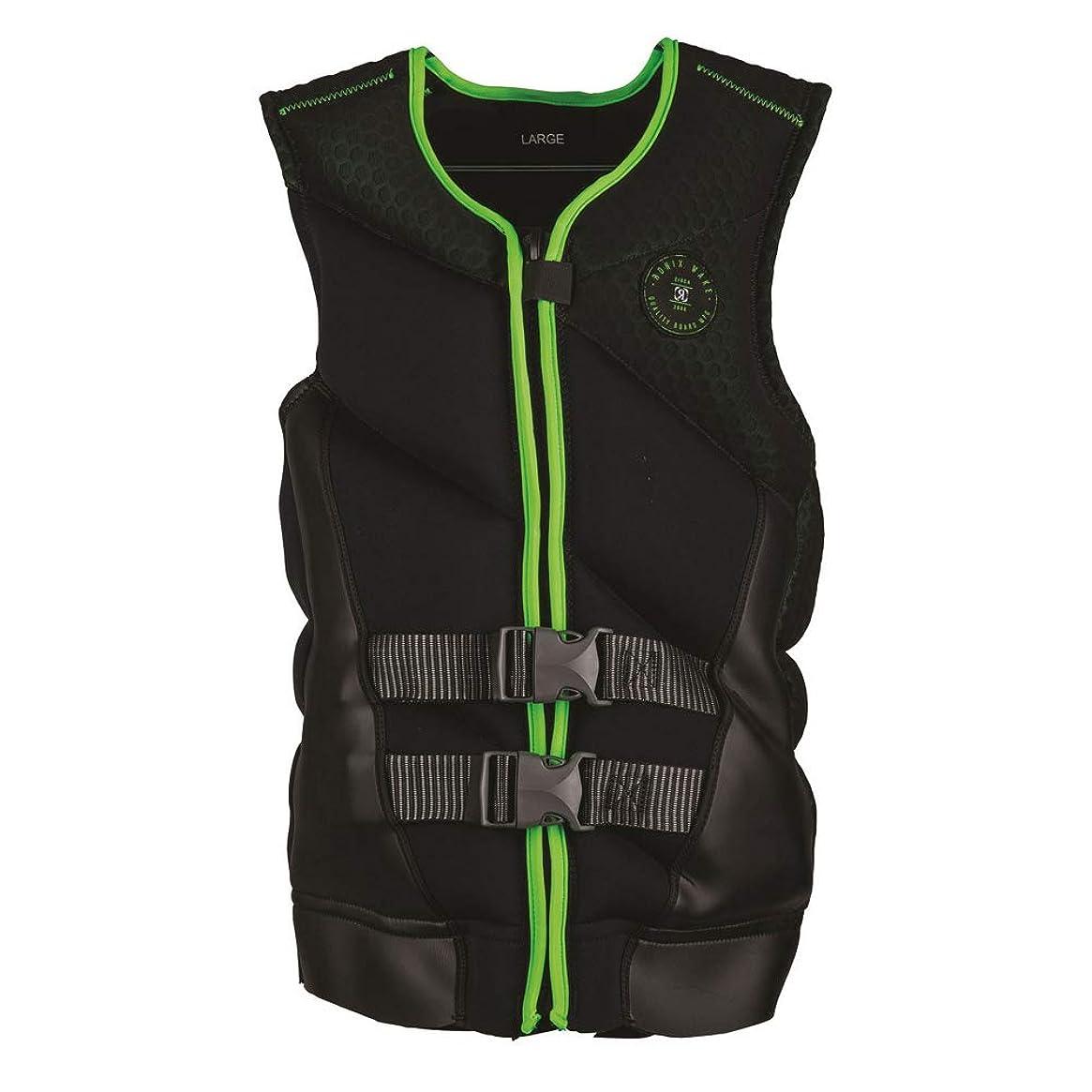 Ronix One Capella 2.0 - CGA Life Vest - Black/Lime (2019)