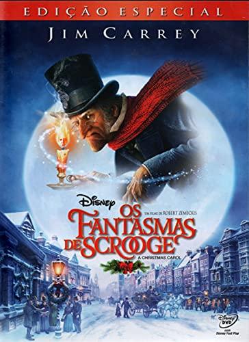 DVD Os Fantasmas de Scrooge
