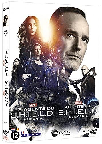 51sPMTSNdXS. SL500  - Agents of Shield Saison 7 : Dernière mission accomplie (fin de série)